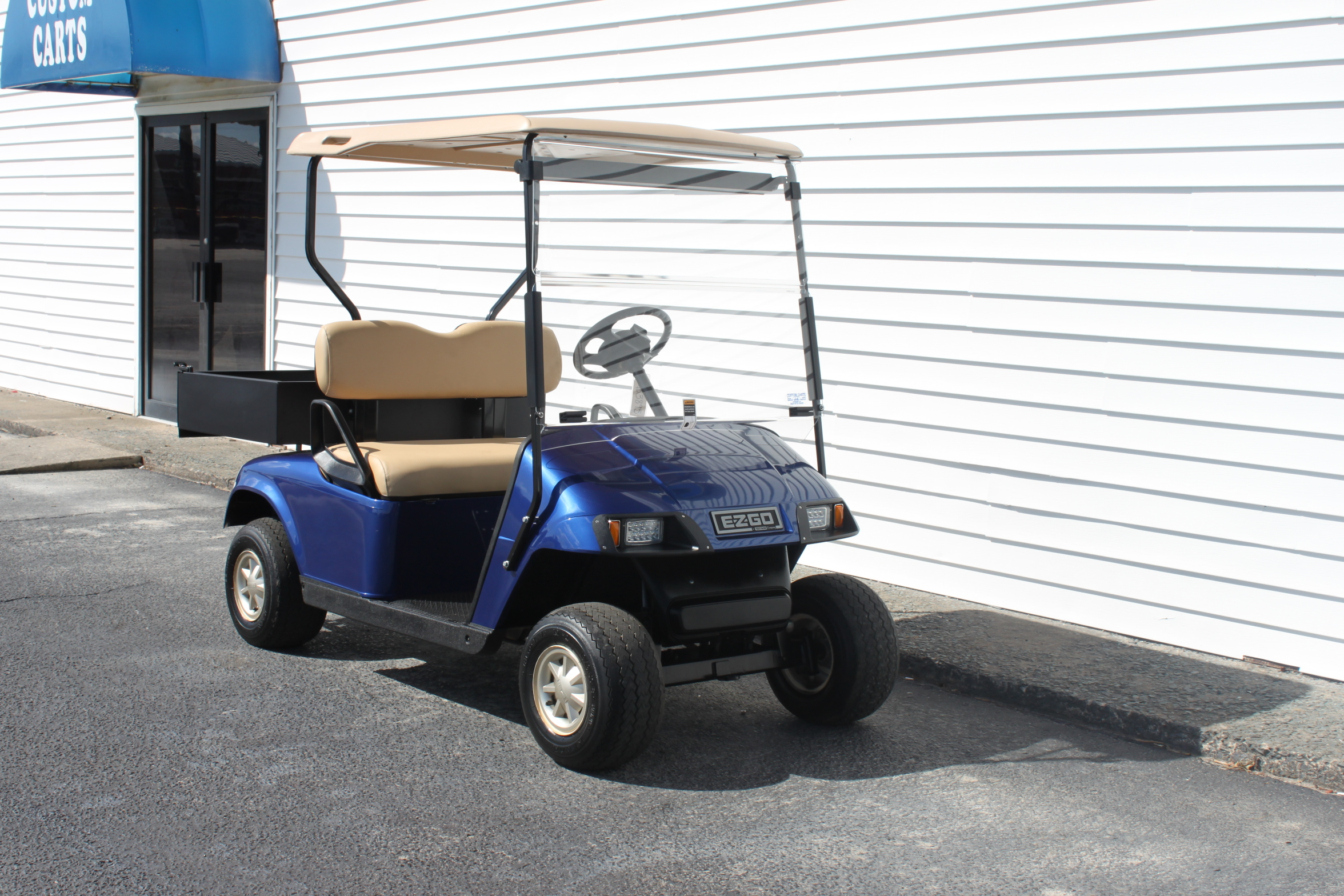 Available carts for Narrow golf cart