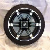 14 Inch Barracuda Wheel Set
