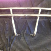 Club Car DS Brush Guard