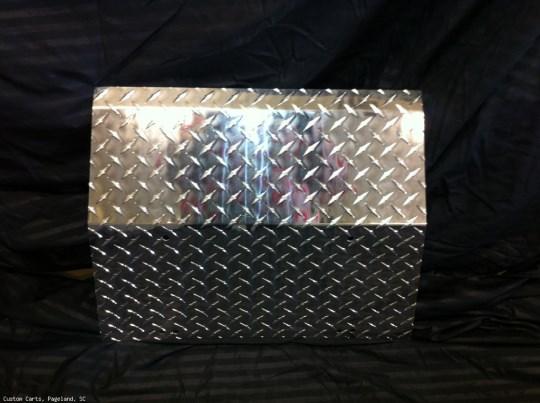 E-Z-GO TXT Front Shield