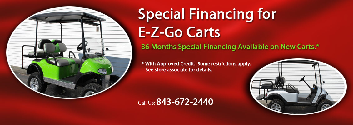 special financing red rev 7 28