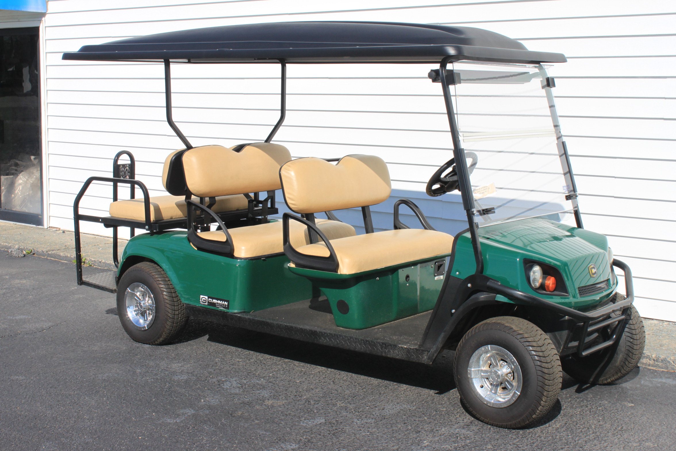 Stock# 2849544 2013 Cushman Shuttle 6 48V