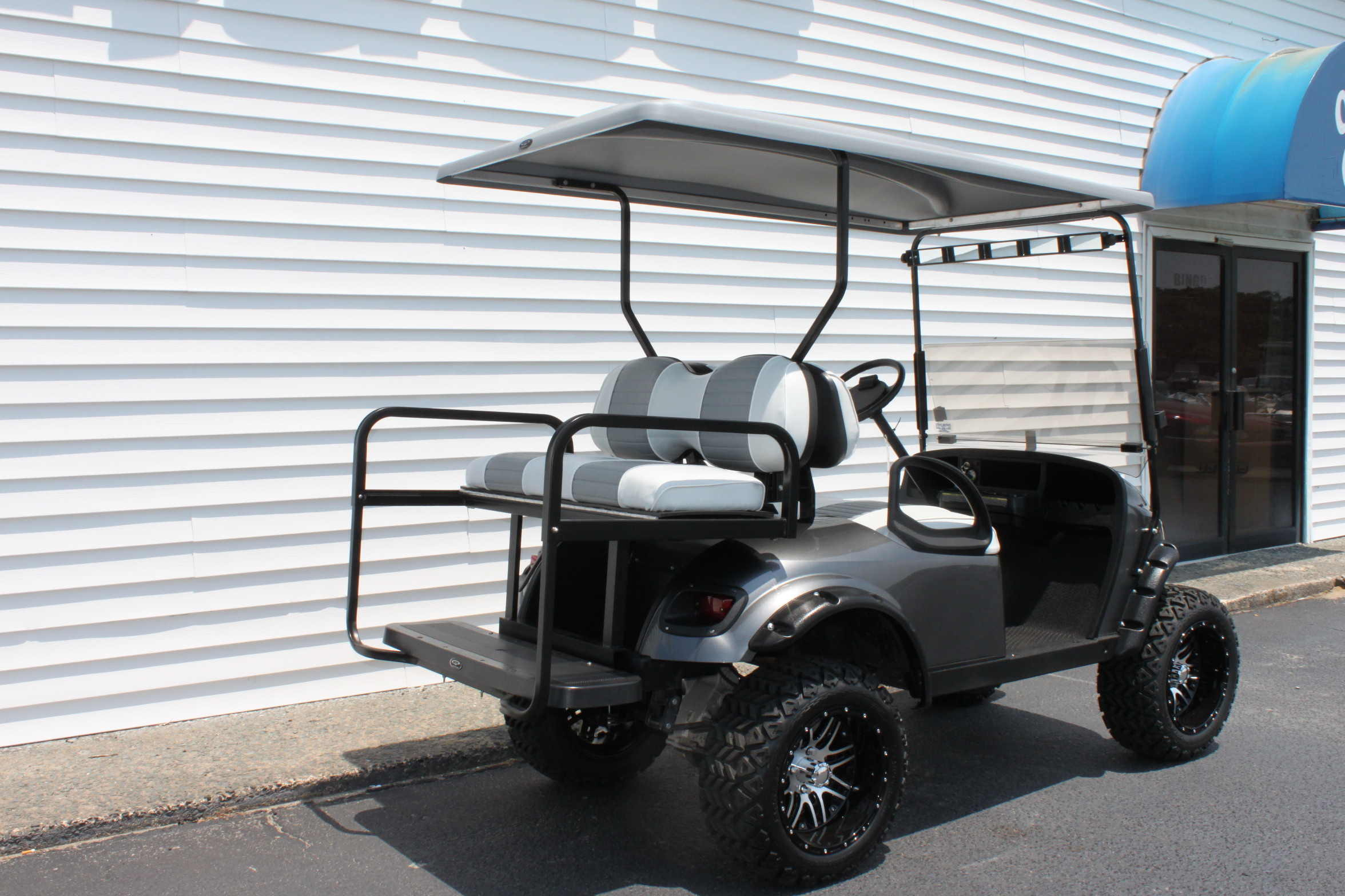 Stock 3083766 Extremely Fast 48 Volt Golf Cart