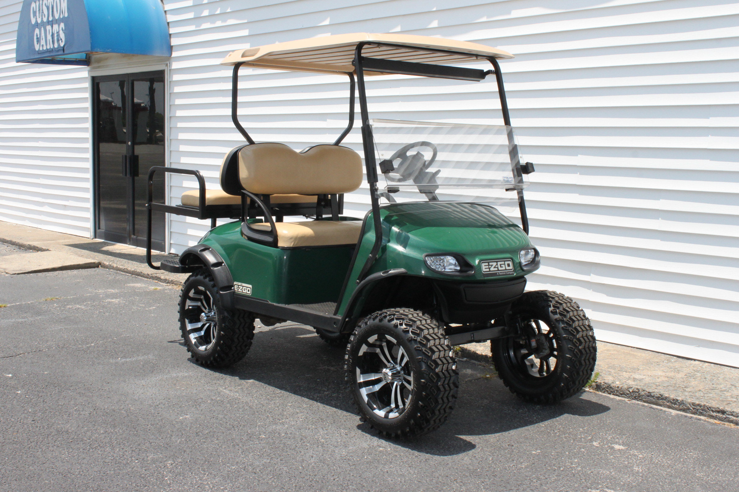 STOCK# 3093524, 2015 E-Z-GO TXT, 48 VT GOLF CART