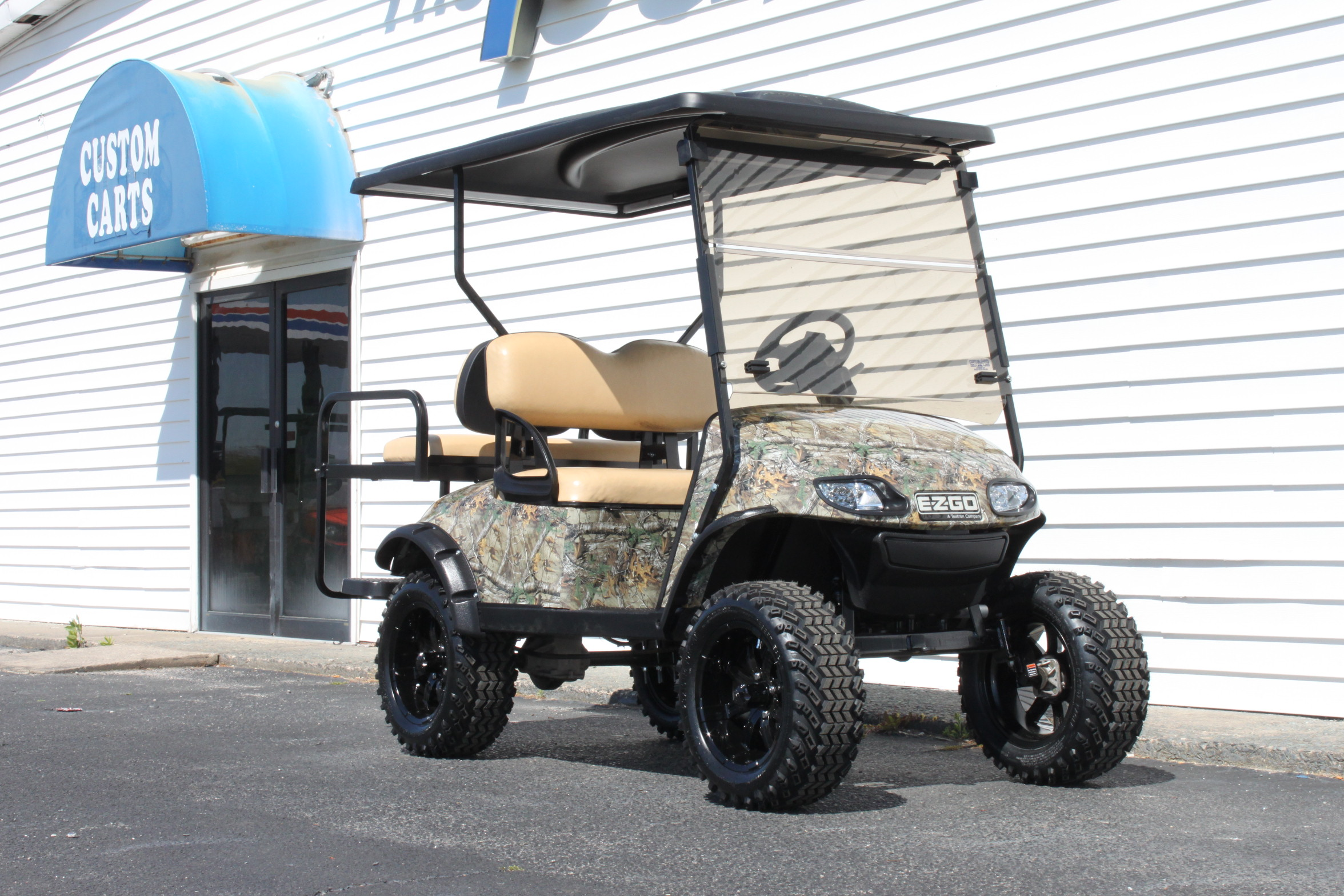 STOCK# 3128472, 2015 E-Z-GO TXT, 48 VT GOLF CART
