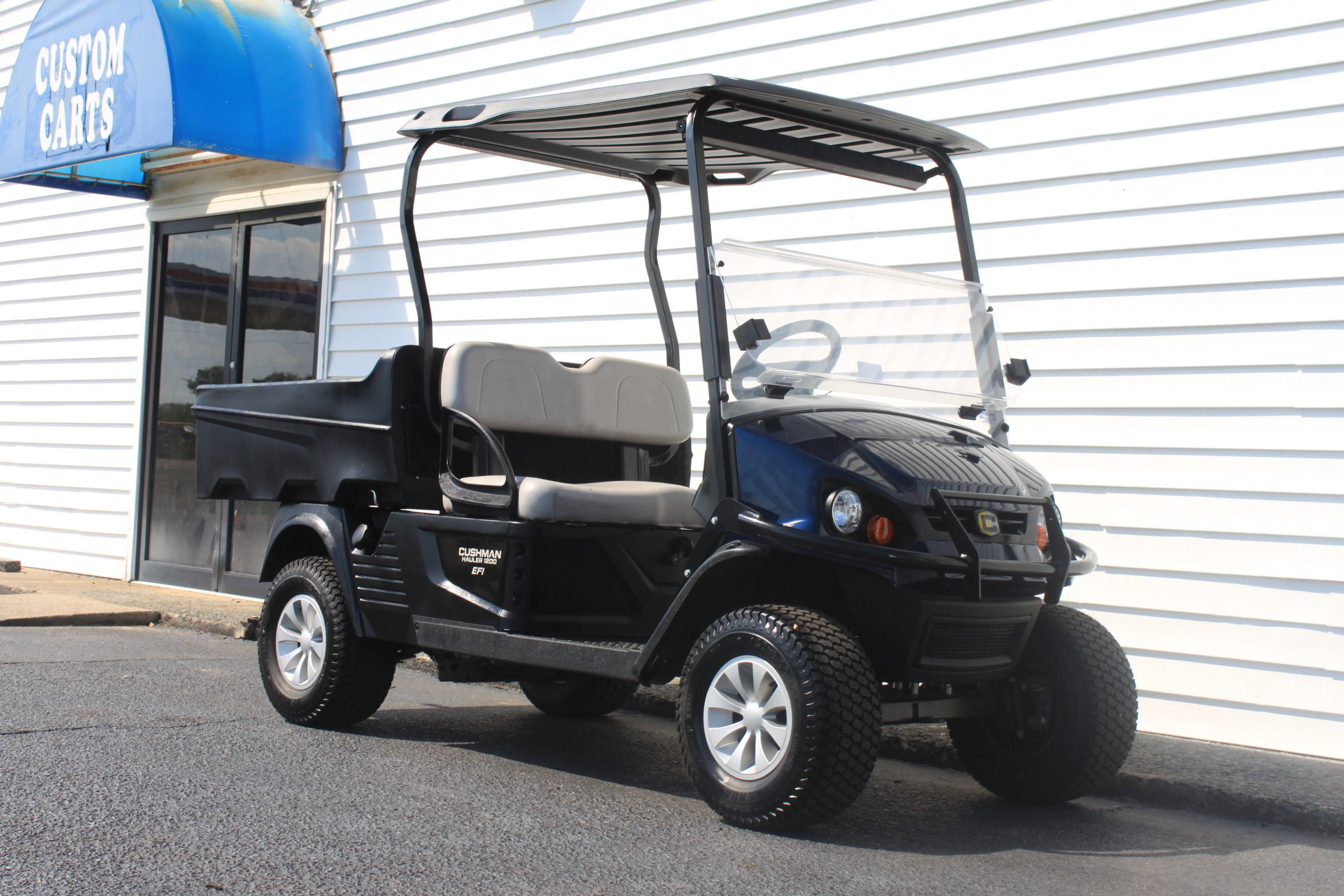 STOCK# 3431926, 2019 CUSHMAN HAULER 1200 EFI GAS CART