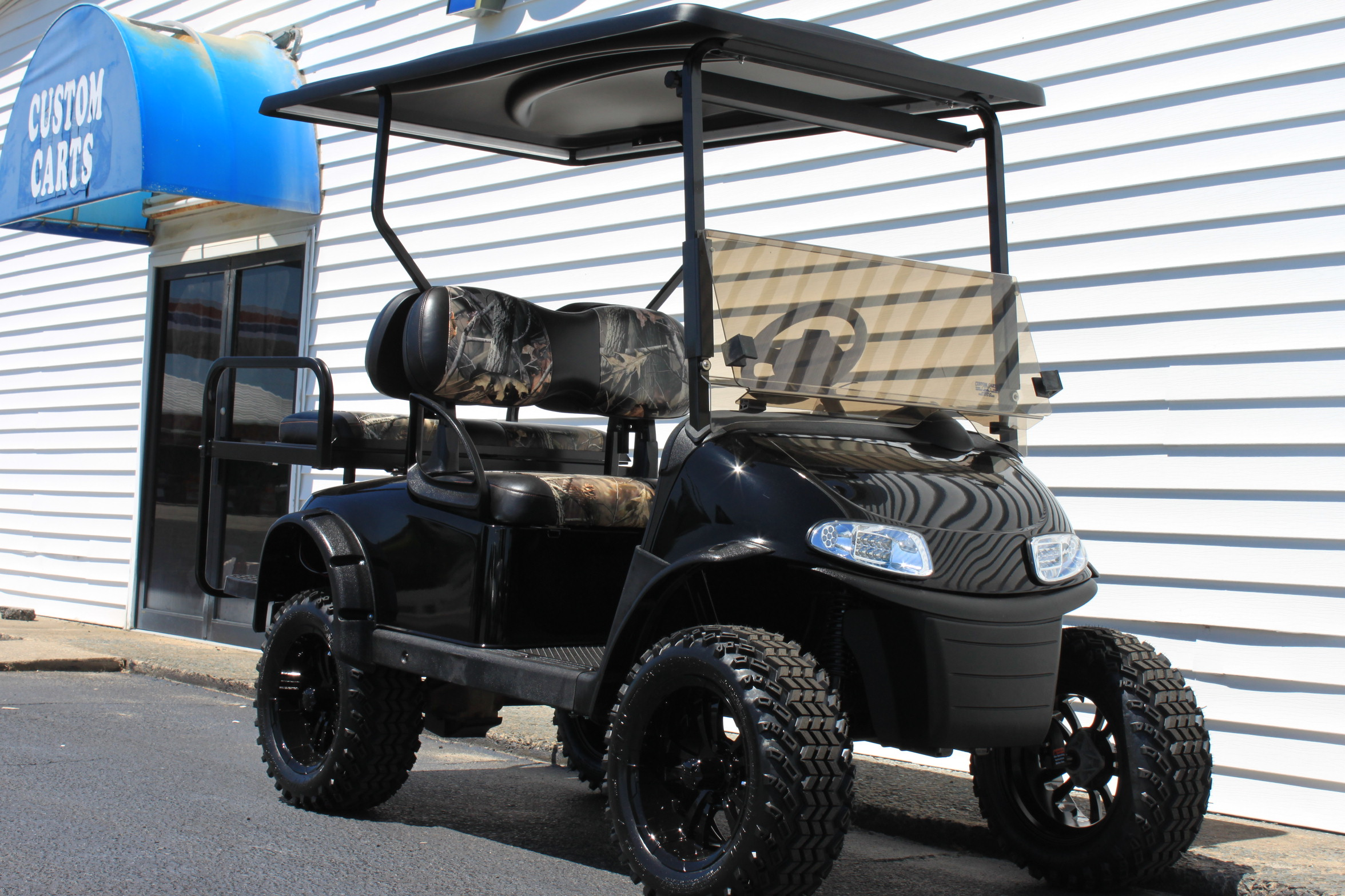 STOCK# 5408301, 2016 E-Z-GO RXV, 48 VT GOLF CART