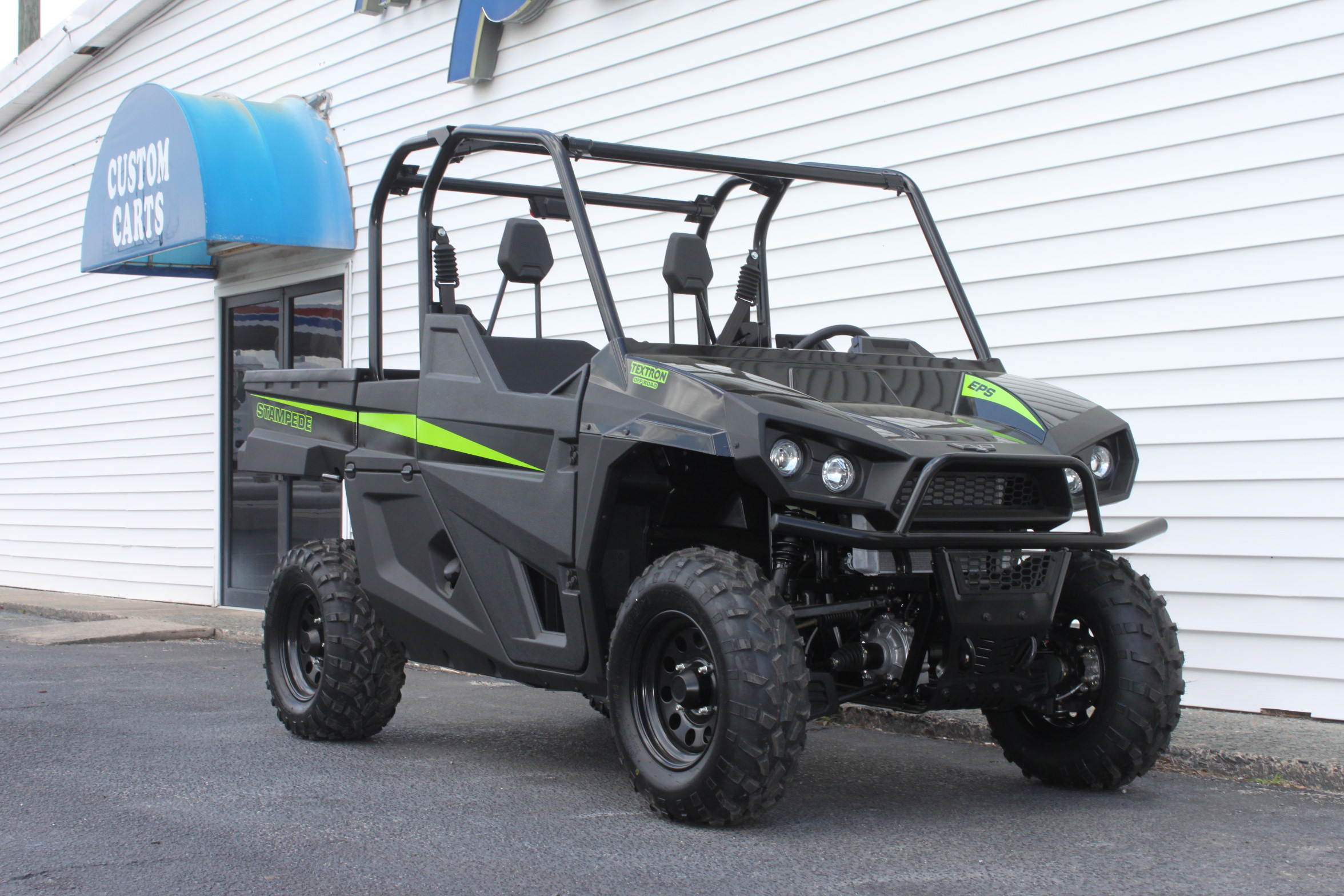 STOCK# 9005725, 2018 TEXTRON OFF ROAD STAMPEDE 4X4