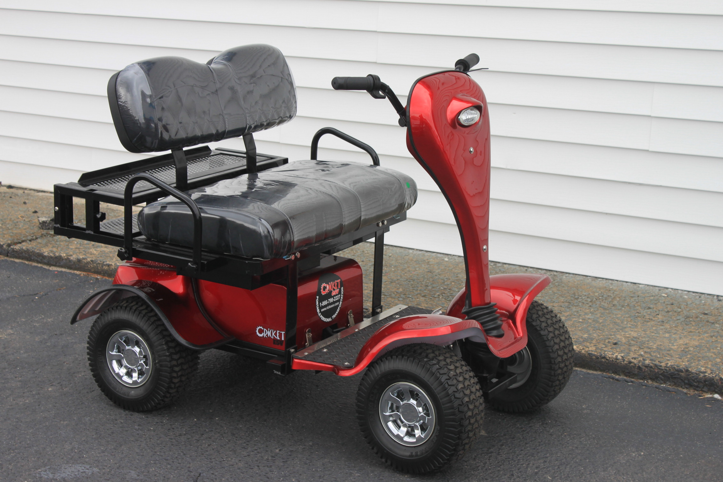 STOCK# CR-ESV-BLK , 2019 CRICKET ESV MINI 24 VT GOLF CART