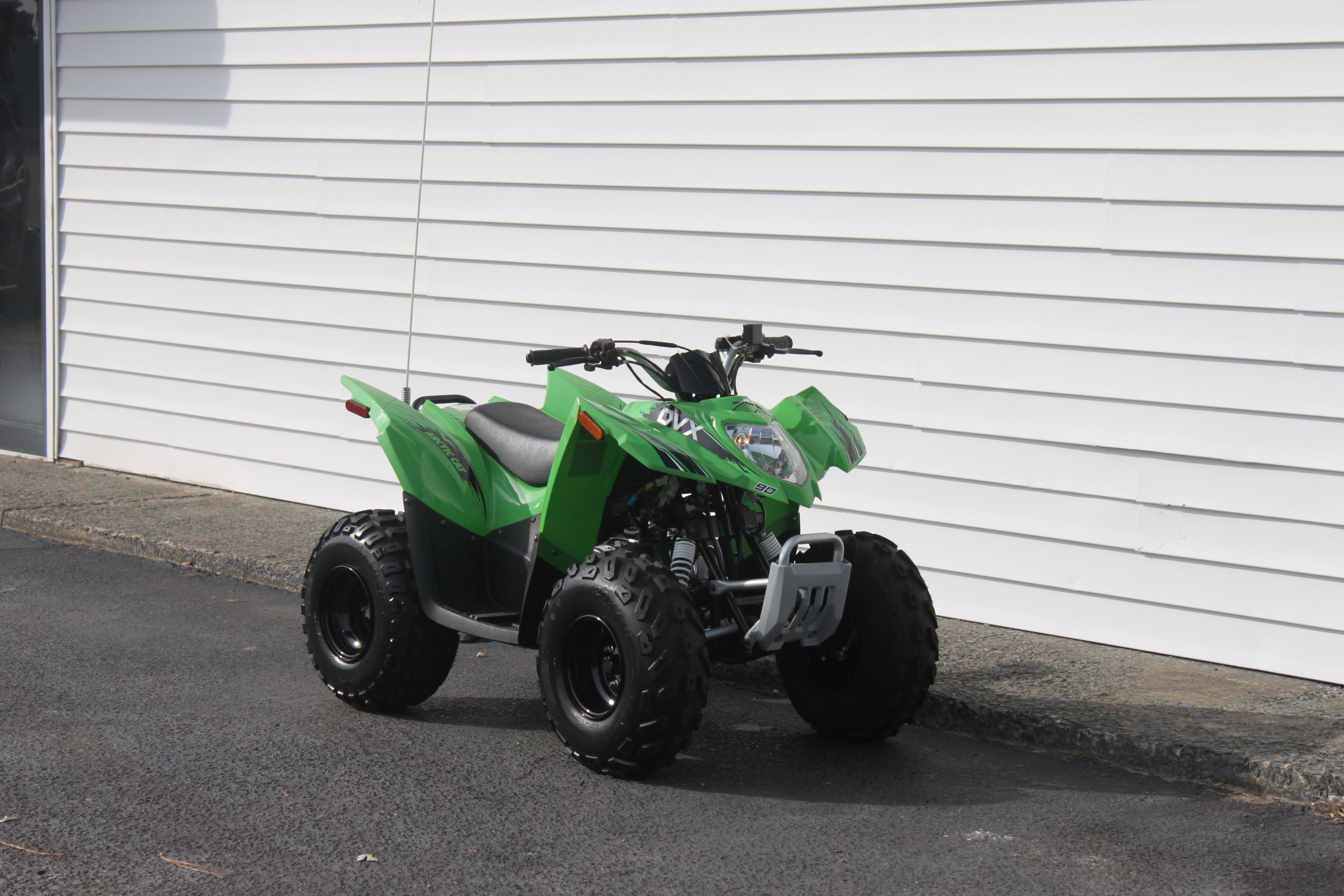STOCK# DVX90LIME, 2017 ARCTICCAT DVX 90 ATV