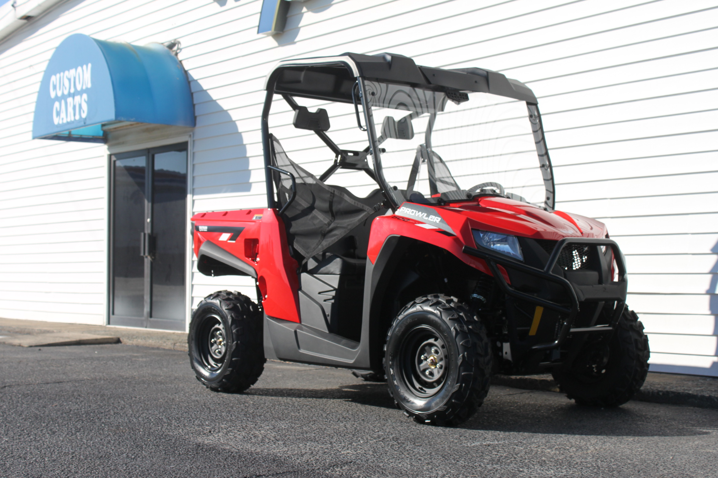 STOCK# JK6R0456, 2018 TEXTRON OFFROAD PROWLER 500 ATV
