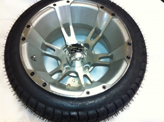 12 Inch Yellow Jacket Wheel Set