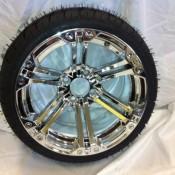 14 Inch Chrome Wheels