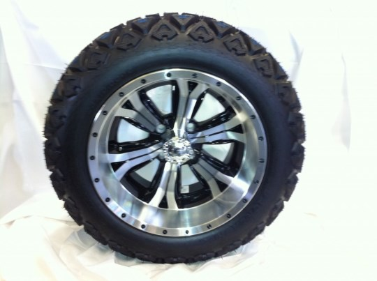 14 Inch Machined Optimus Wheels
