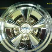 8 Inch Wheel Cover