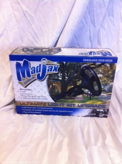 Mad Jax Complete Ultimate Light Kit