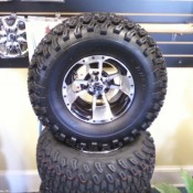 All Terrain Tires and Wheels