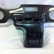 E-Z-GO RXV Carbon Fiber Weave Elite Dash