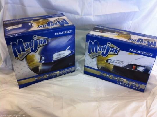 Mad Jax Light Kits