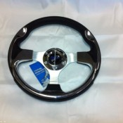 MadJax Custom Aluminum Razor Steering Wheel