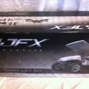 MJFX A-Arm Lift Kit