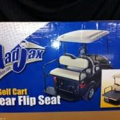 MadJax Rear Flip Seat