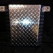 E-Z-GO RXV Front Shield Plate